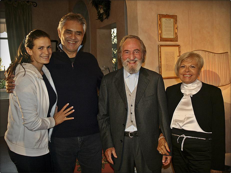 Premio Arte Scienza e Pace (La Nazione, 27/11/15)