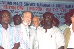 Conferencia de Accra (Ghana - 2003)