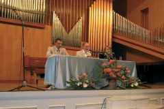 Conferencia de Kishinev (Moldavia - 2007)