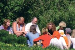 Encuentros con buscadores de diferentes tradiciones y fe religiosa
