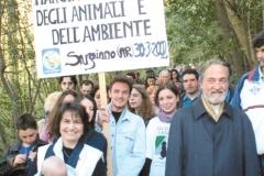 Marcha para la tutela de los animales y del ambiente (2002)