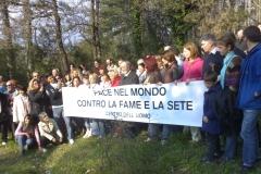 Marcha para la paz en el mundo y contra el hambre y la sed (2007)