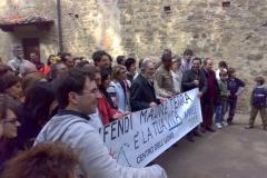 Marcha para la defensa de la madre tierra (2009)