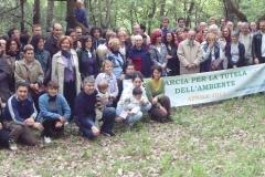 Marcha para la tutela del ambiente (2011)