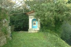 Bosque de Sargiano quiosco dedicato a María de los Dolores