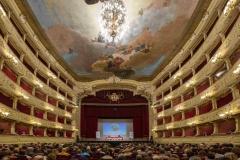 Conferencia al Teatro Social de Como (2017)