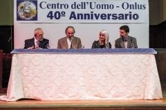 Centro del Hombre , 40° aniversario