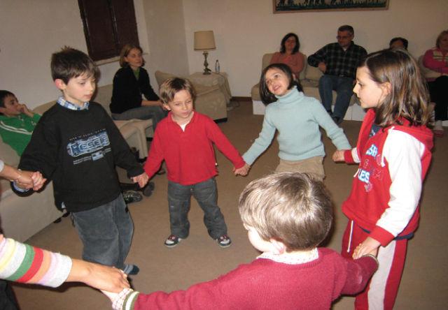 Progetti di volontariato (Bambini)